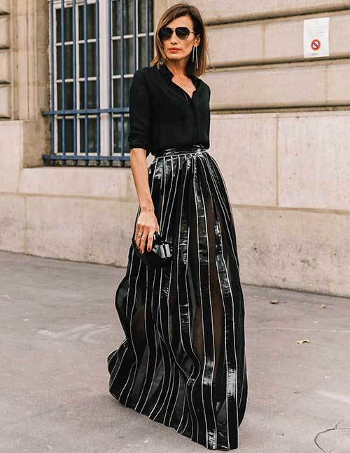 Fashion Street Style Paris