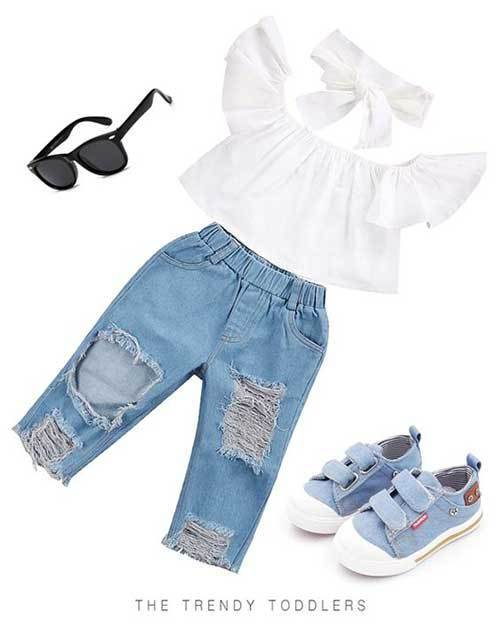 Cute Toddler Girl Outfits-21