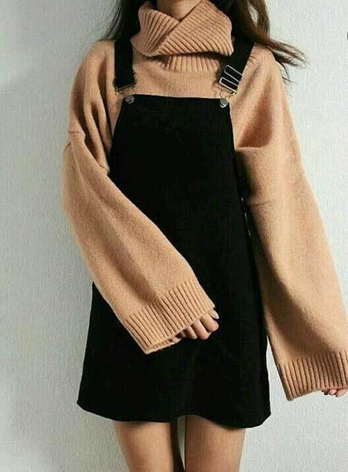 Korean Cute Fashion Outfits-22