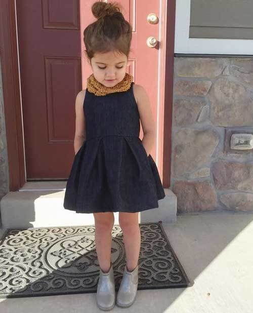 Cute Toddler Girl Dress Outfits-6
