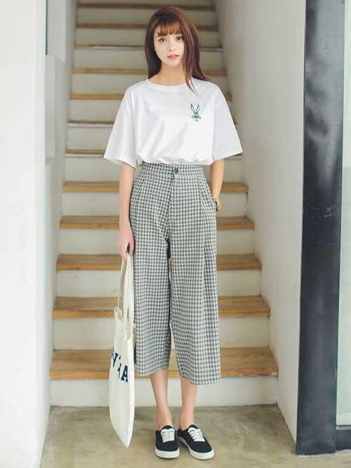 Comfy Korean Fashion Outfits-8