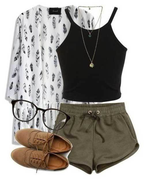 Easy Summer Comfortable Outfits-9