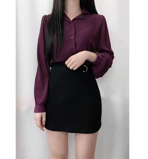 formal Korean Fashion Outfits-9