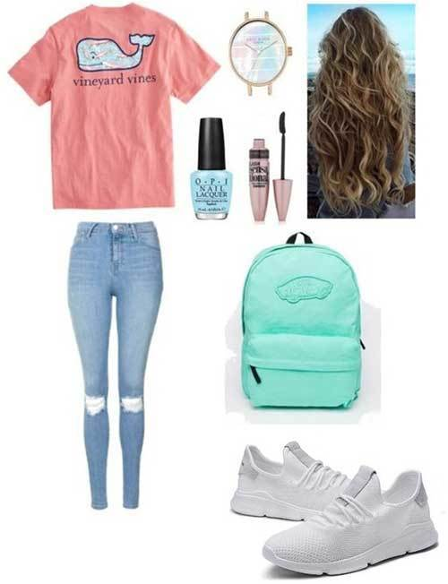 Back to School Cute Outfit