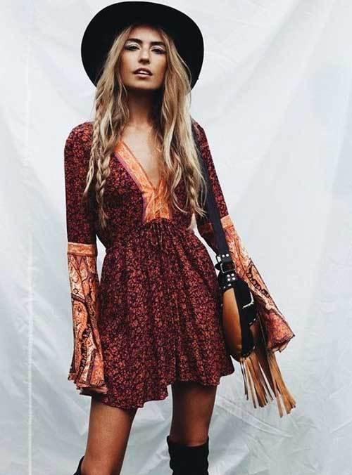Bohemian Festival Outfit