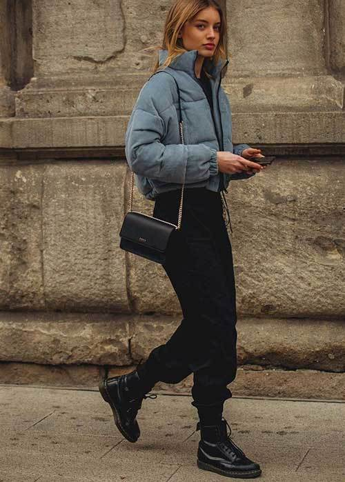 Bomber Jacket Street Style Outfits