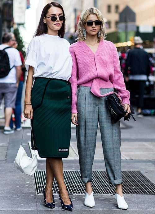 Casual New York Street Style Outfits