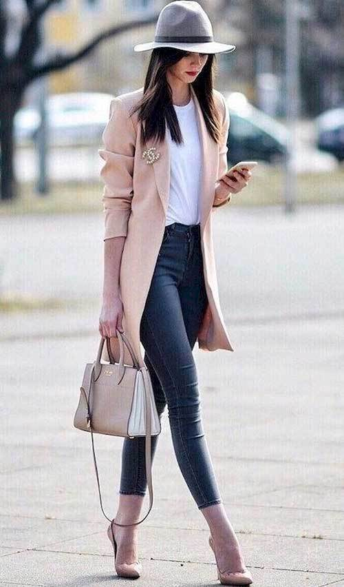 Casual Street Style Outfits