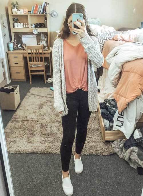 Chill Lazy Day Outfits