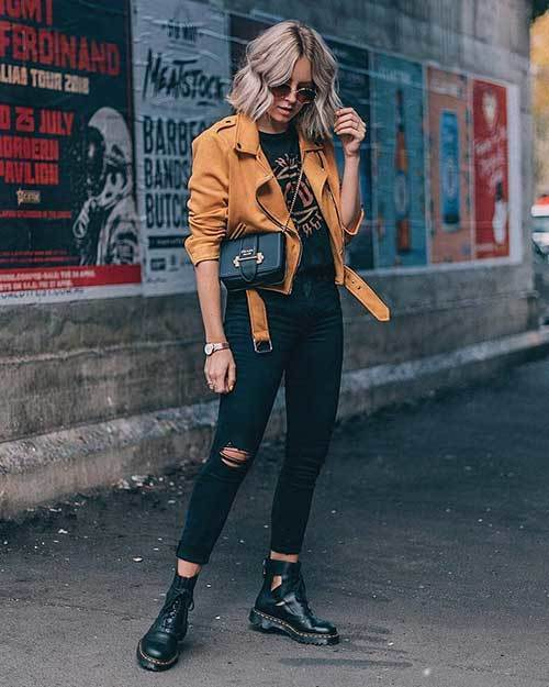 Cool Street Style Outfits