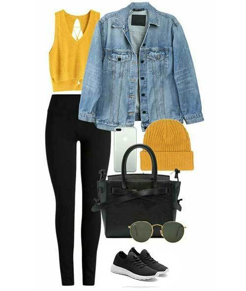 Cute Back to School Outfits to Become Adorable and Popular