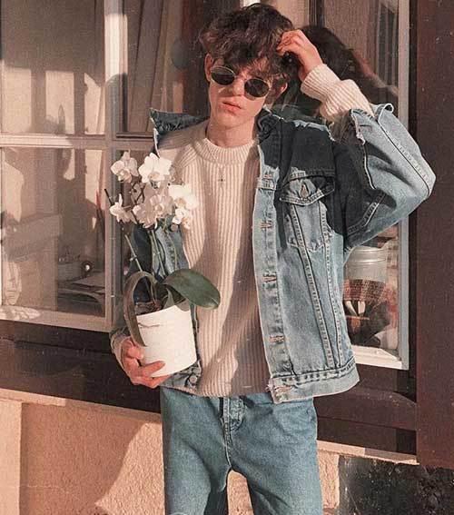 Cute Indie Outfits Men