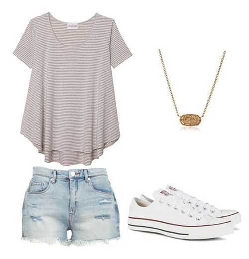 Cute Summer Day Outfits