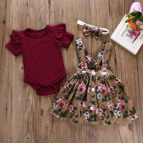 Cute Toddler Girl Outfits