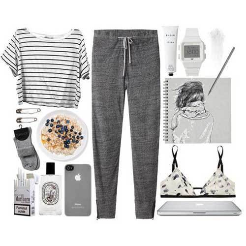 Cute Day off Outfits