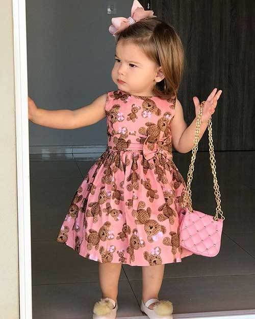 Dress Toddler Girls Outfits