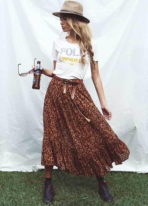 Hippie Boho Festival Outfit