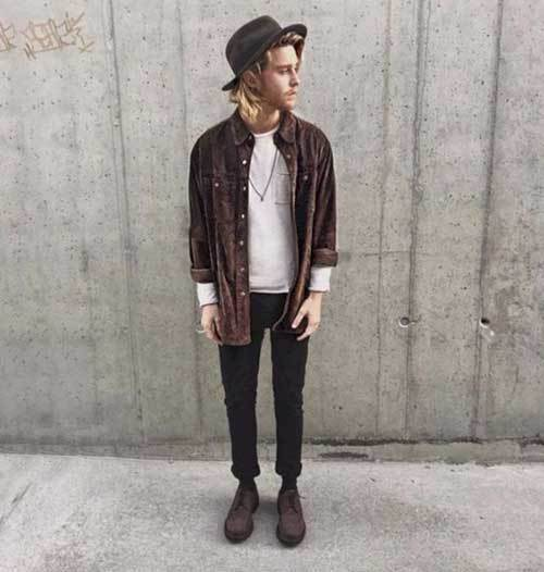 Indie Hipster Outfits Men