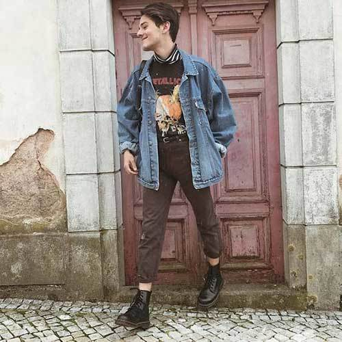 Indie Outfits Men