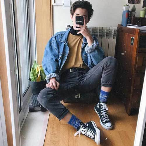 Indie Outfits Boy