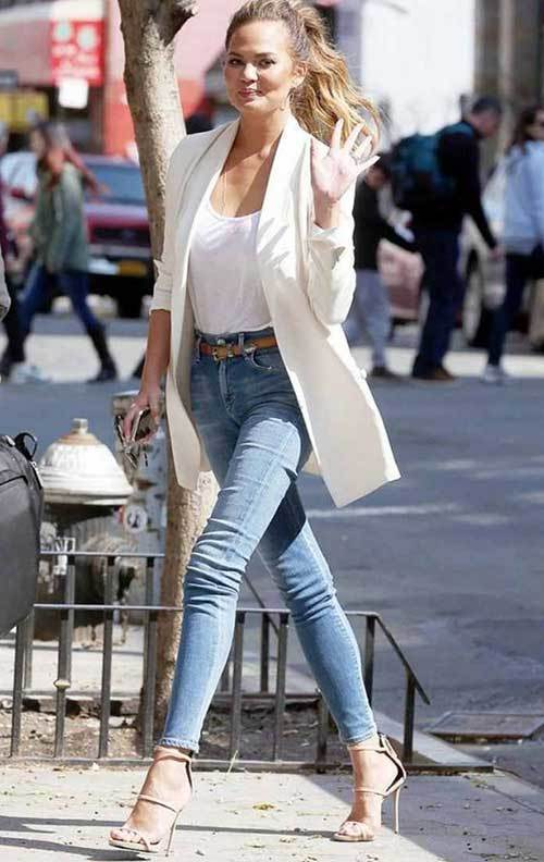 Jeans Outfit Street Style Outfits