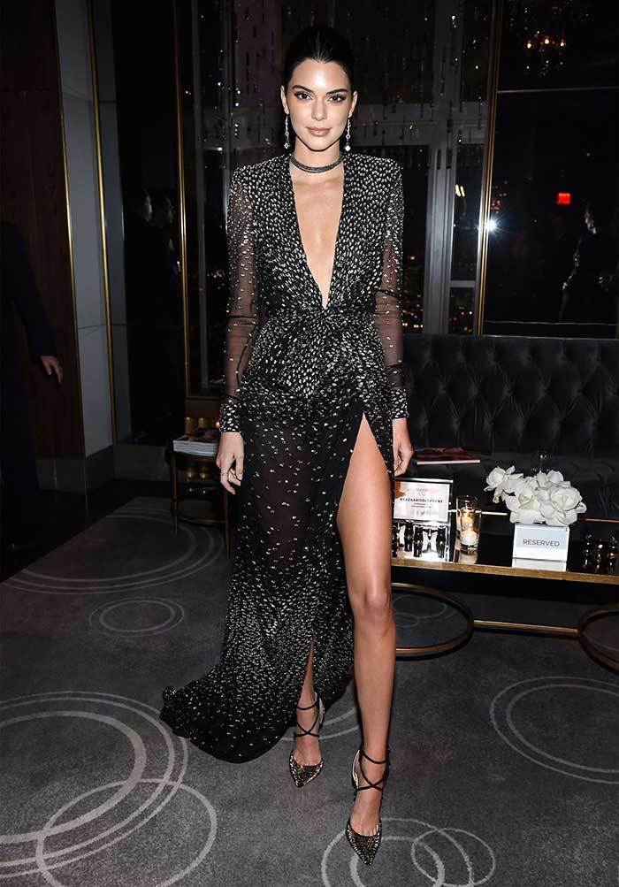 Kendall Jenner Party Outfits
