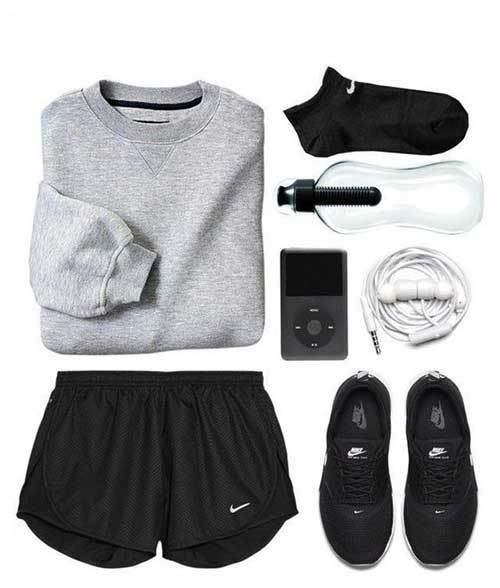 Cute Lazy Day Hood Outfits