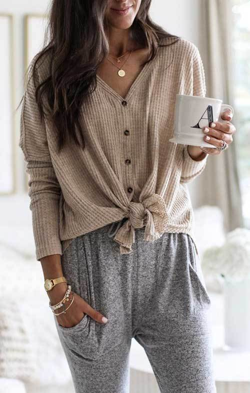 Lazy Day Outfits