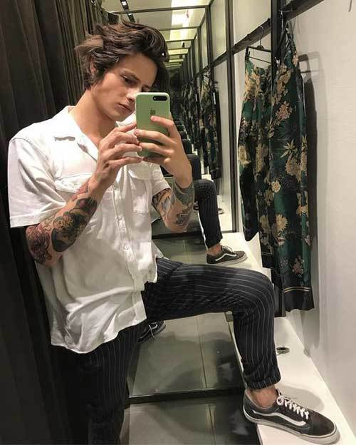 Men Indie Outfit Ideas