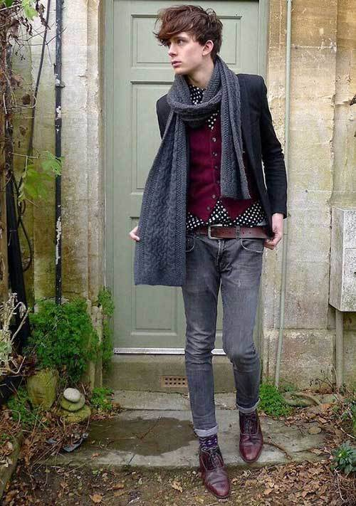 Men Indie Outfits