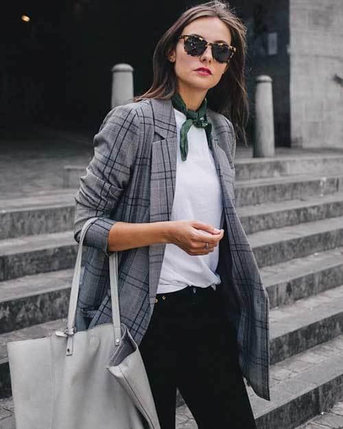 Minimalist Street Style Outfits