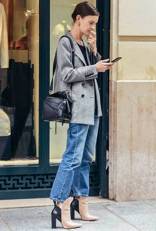 New York Casual Day Street Style Outfits