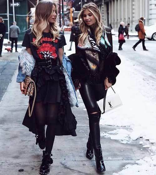New York Street Style Outfits
