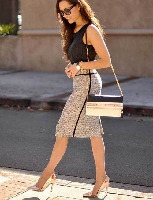 Spring and Summer Office Outfit Ideas