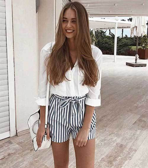 Stripes Spring and Summer Outfit Ideas