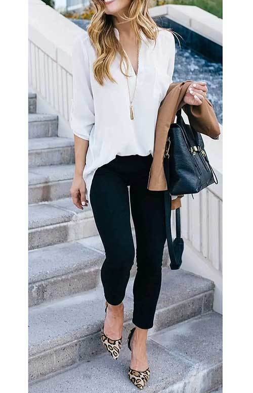 Summer Office Business Outfit Ideas