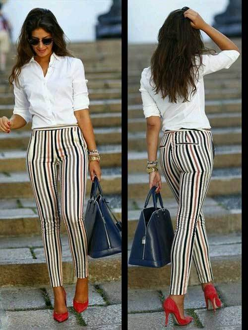 Summer Office Daily Outfit Ideas