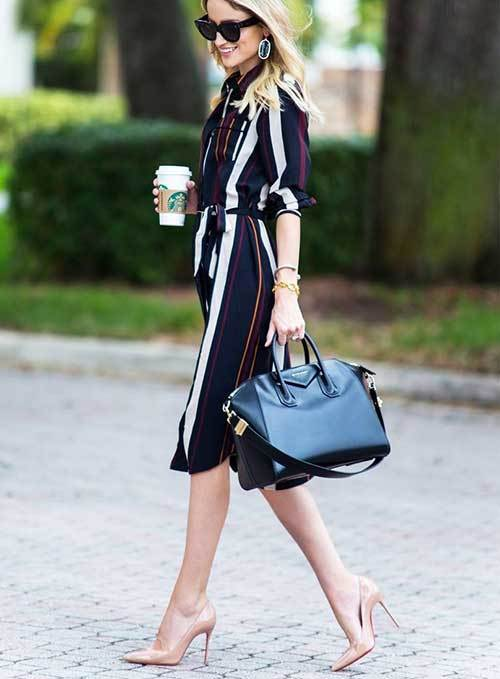 Summery Office Outfit Ideas-18