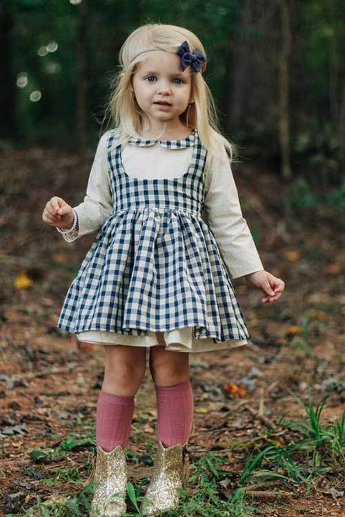 Toddler Girl Dress Outfits