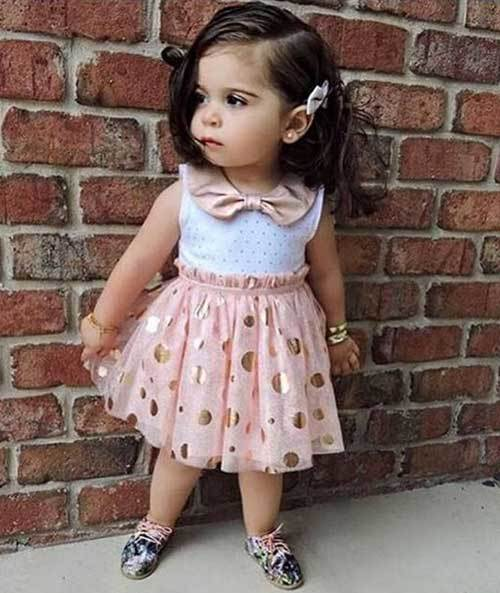 Cute Toddler Girl Tutu Dress Outfits