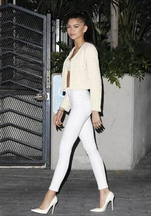 Zendaya Coleman Outfits 2019