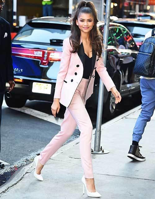 Zendaya Cute Outfits