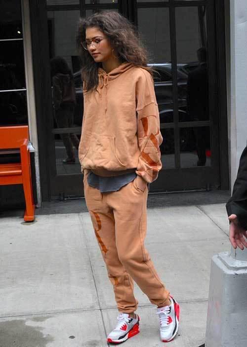 Zendaya Swag Outfits