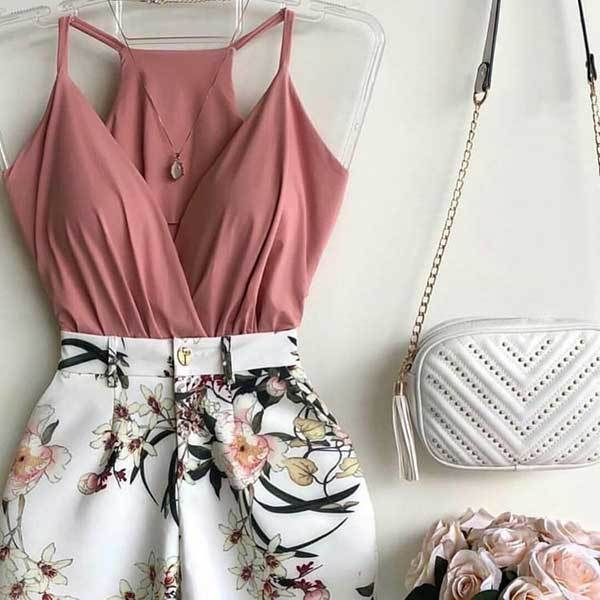 Classy Summer Outfit Combinations-11