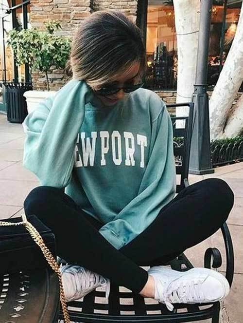 Comfy Sporty Outfits for School-11