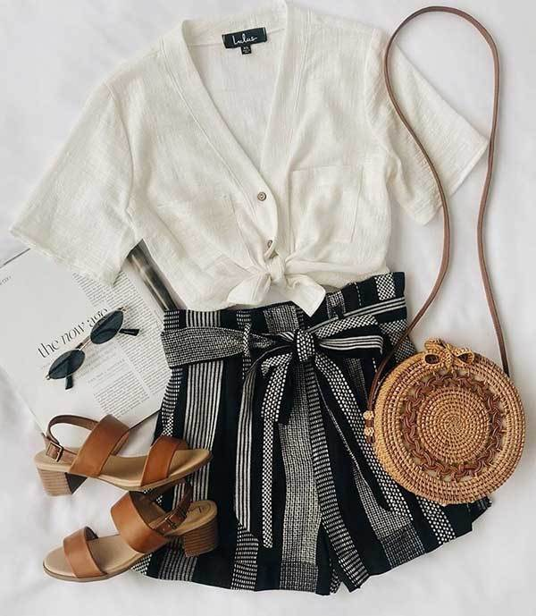 Boho-Chic Summer Outfit Combinations-13