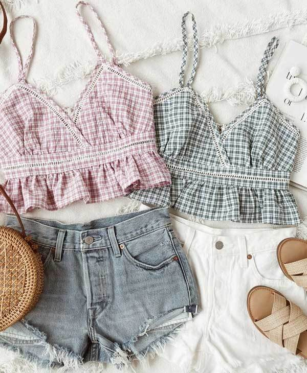 Cute Summer Outfit Combinations-14