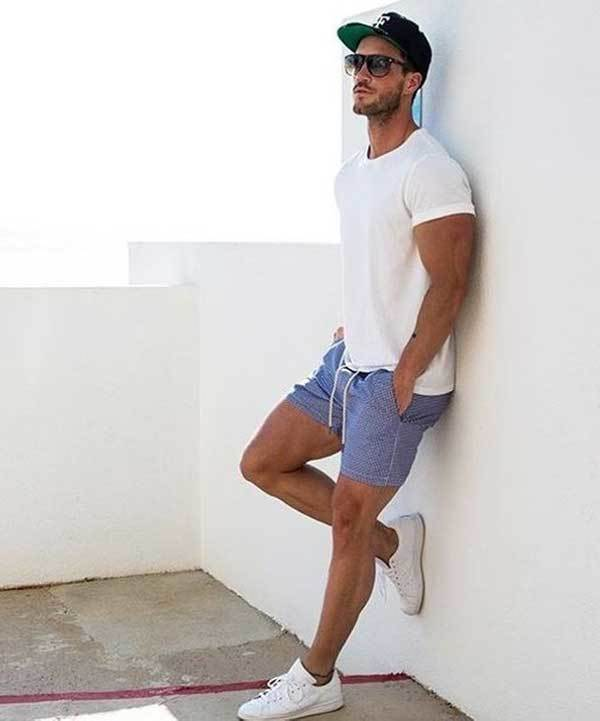 Comfy Beach Outfit Ideas for Men-15