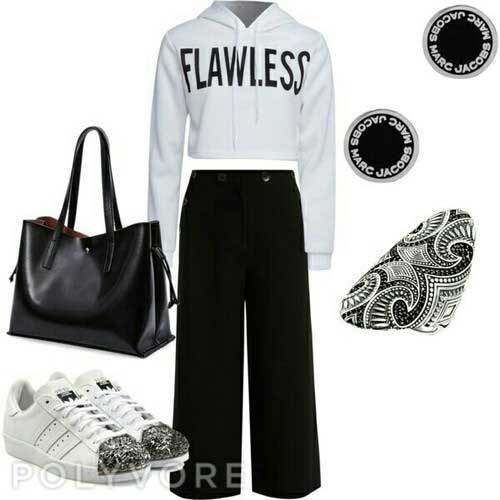 Cool Sporty Outfits for School-17