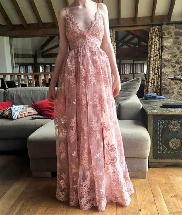 Cute Prom Night Outfits-17
